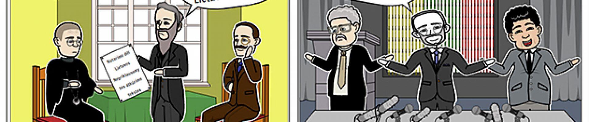 Respublikinis istorinės tematikos komiksų ir animacijos konkursas